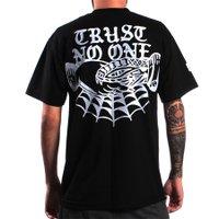 Camiseta Rock City Marchioro Trust Imp. Preto