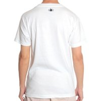 Camiseta Rock City Driin Tigre Branco