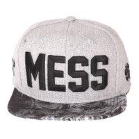 Bone Mess Lifestyle Gray Weed Mescla