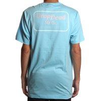 Camiseta DropDead Style Matters Azul Claro