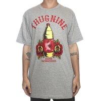 Camiseta Thug Nine Forty Roses Mescla