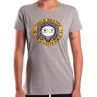 Camiseta Child Streets 94 Cinza Mescla