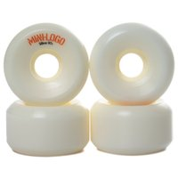 Roda Mini Logo A-Cut 97A Branco
