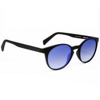 Óculos Evoke EVK 20 A11s Black Matte - Gun Blue Flash Preto