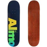 Shape Almost Fall Off Logo Azul Marinho/Amarelo/Verde
