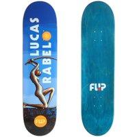 Shape Flip Rabelo Statue Azul/Amarelo/Branco