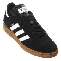 Tênis Adidas Busenitz Preto/Marrom