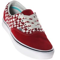 Tênis Vans Era Comfycush Tear Checker Vermelho/Branco