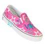 Tênis Vans Classic Slip-On Juvenil Rosa