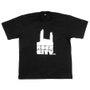 Camiseta Rock City Logo Infantil Preto