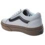 Tênis Vans Old Skool Bleacher Juvenil Cinza/Marrom