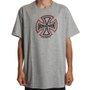 Camiseta Independent Speeding Cross Mescla