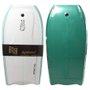 Prancha Bodyboard Speed Semi Pro Branco/Verde