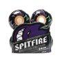 Roda SpitFire Bighead Edition Branco/Preto
