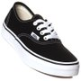 Tênis Vans Authentic Juvenil Preto