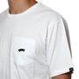 Camiseta Vans Everyday Pocket Tee II Branco