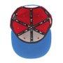 Boné New Era 950 Marvel Aranha Vermelho/Azul