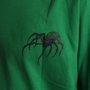Camiseta Creature Web Horde Verde