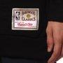 Moletom Mitchell & Ness Careca NBA Orlando Preto