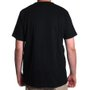 Camiseta Dropdead Big Drop Logo Preto