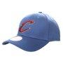 Boné Mitchell & Ness Cleveland Cavalers Aba Curva Azul/Vermelho