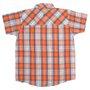 Camisa Hocks Espectro Infantil Laranja
