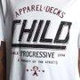 Camiseta Child Painted Branco