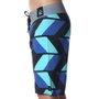 Bermuda Rip Curl Pentex Azul Claro/Roxo