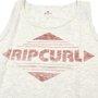 Regata Rip Curl Diamond Infantil Creme Mescla