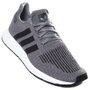 Tênis Adidas Swift Run Cinza/Preto