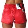 Shorts Volcom Voltage Cutt Vermelho