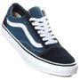 Tenis Vans Old Skool Azul/Branco