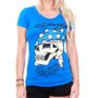 Blusa Ed Hardz Love  Rebels Rest Azul