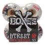 Roda Bones Rodney Mullen STF 83B (103A) Branco