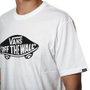 Camiseta Vans Custom OTW Branco