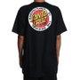 Camiseta Santa Cruz MFD Dot 2 Preto