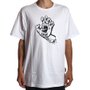Camiseta Santa Cruz Screaming Hand 1 Color Branco