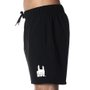 Bermuda Shorts Rock City Logo Preto