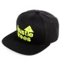 Bone Lrg Hustle Trees Preto/Verde