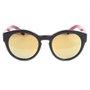 Óculos Evoke EVK 17 Preto/Vermelho