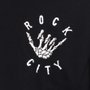 Camiseta Rock City x Nanda Bond Manga Longa Stamped Arms