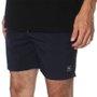 Bermuda Dahui Shorts Basics Azul Marinho