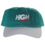 Boné High Company Polo Hat Compagnia Verde/Branco