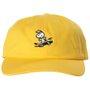 Boné Huf Snoopy Skate Amarelo