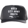 Boné Rock City Otto Caps Army South Cinza