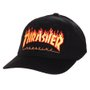 Boné Thrasher Magazine Dad Hat Logo Flame