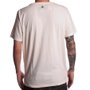Camiseta Redley Tinturada Kite Myth Bege Claro