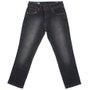 Calça Hurley Jeans Infantil Cinza