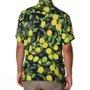Camisa Lrg Tropicana Preto/Verde