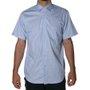 Camisa Rock City Xadrez 2020 Azul Claro